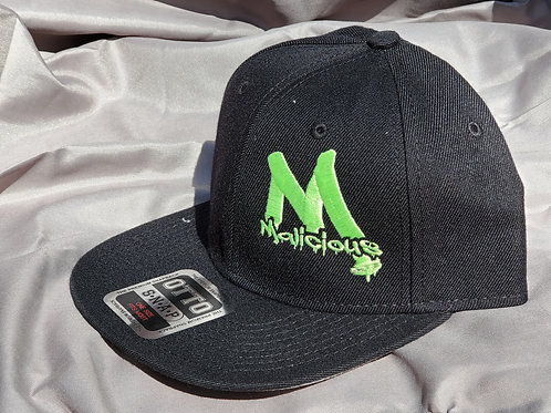 Malicious Monster Truck Tour Hat - Green