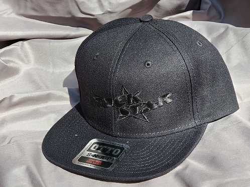 Rock Star Hat - Black
