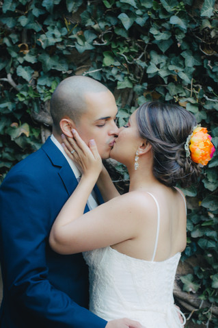 Colorful Sedona Wedding
