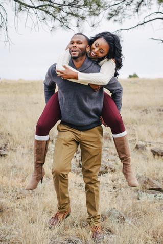 Alex & Bryant's Flagstaff Engagement