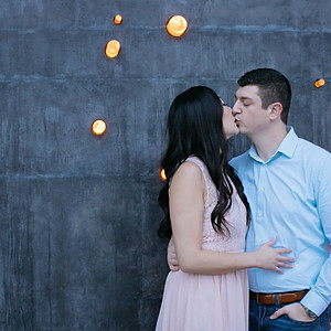 Tempe Town Lake Engagement