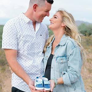 Dani & Jason Maternity