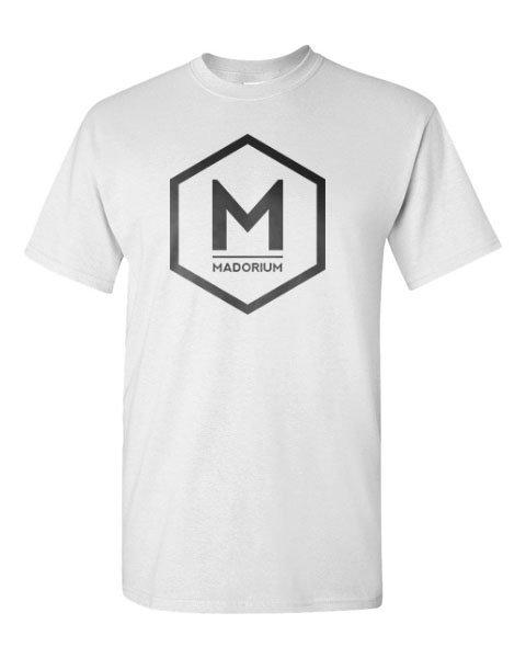 MADORIUM TEE (WHITE)
