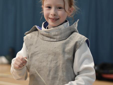 Would my child enjoy Fencing?