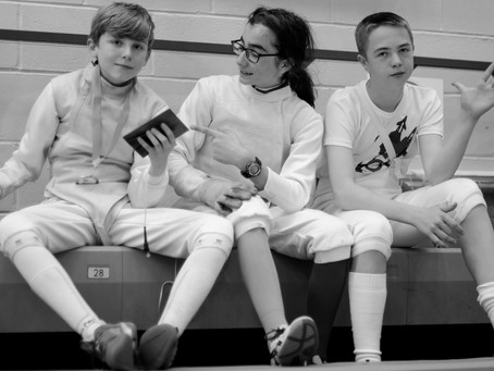 Why should I choose Fencing for my child?