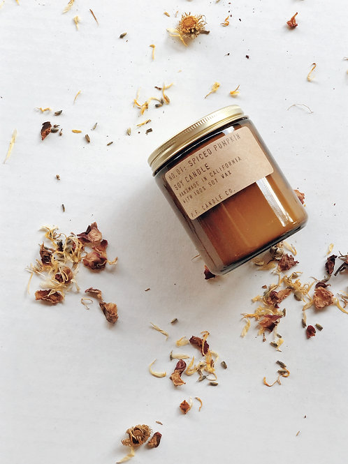 P.F Candle Co. Spiced Pumpkin