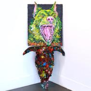 Miguel Scheroff. Víscera Animal