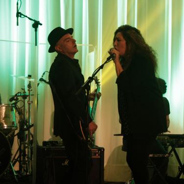 Estrella Morente y Lagartija Nick