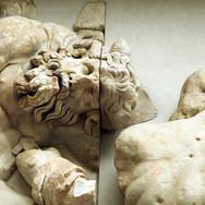 Pergamon altar (detail)