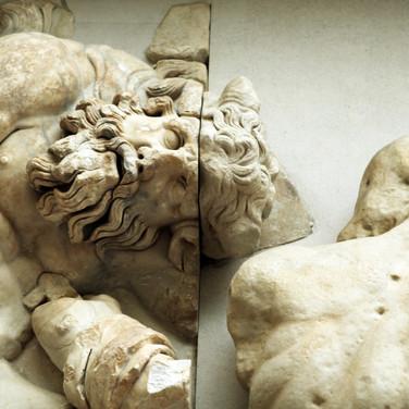 Pergamonaltar (Detail)