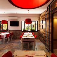 Restaurante Pizzería Palette