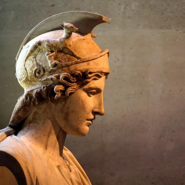 Roman bust, 1st–2nd century AD