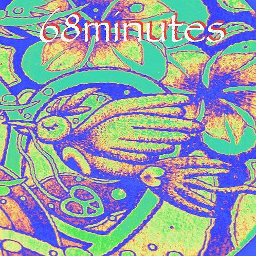 CDアルバム「68minutes」