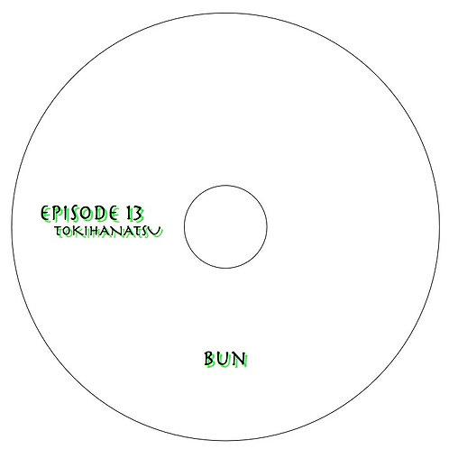 CDアルバム「EPISODE13 - TOKIHANATSU」