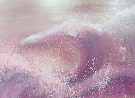 幻浪MAGIC WAVE 2011/3 50P 油畫oil painting