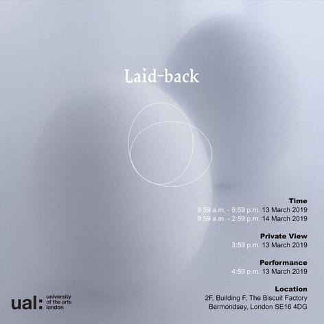 Laid-back
