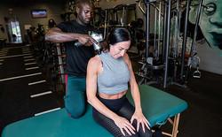 Hyperice Massage gun Legacy Therapeutics