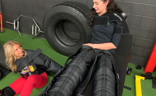 Legacy Therapeutics compression therapy