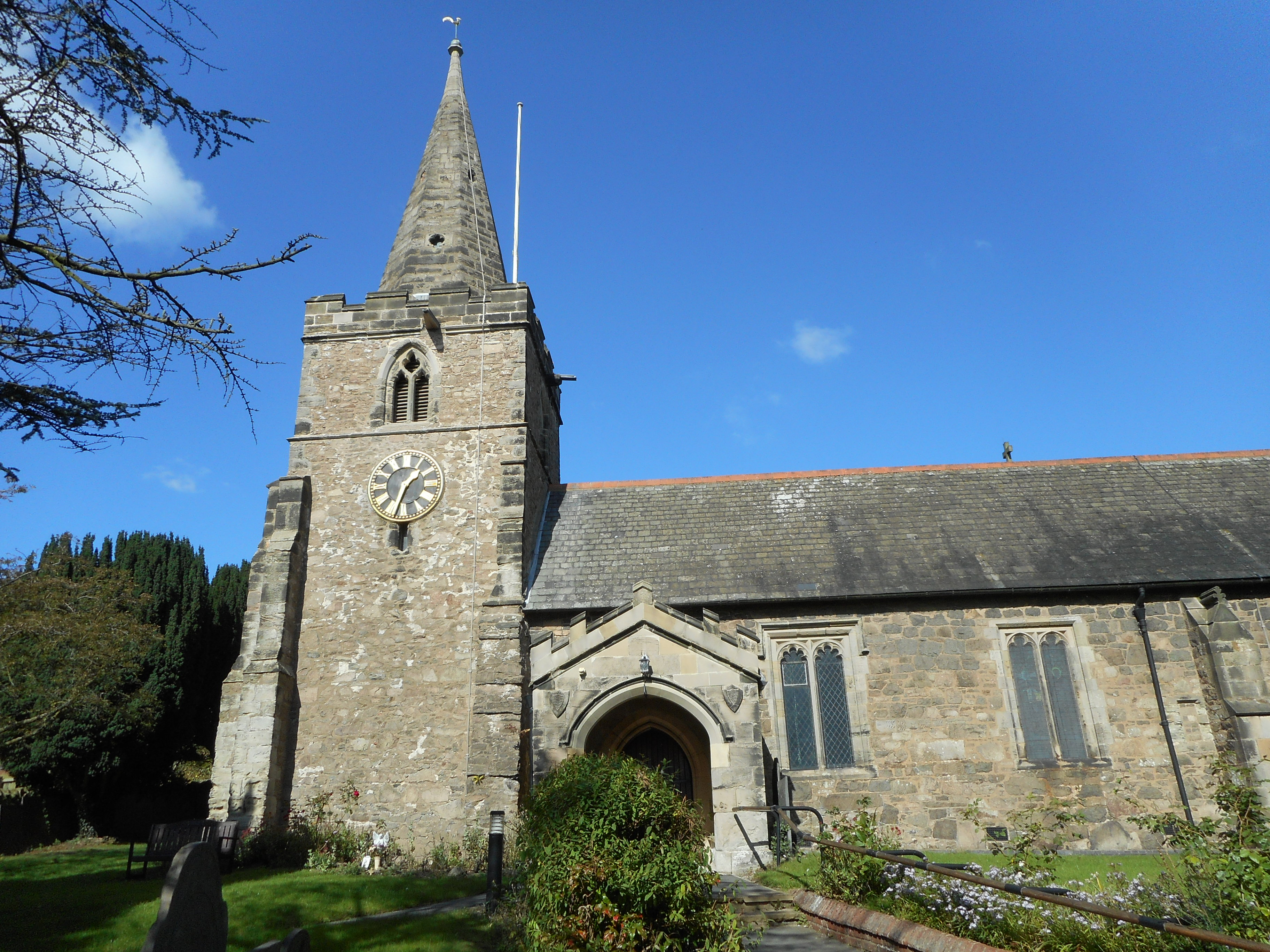 Our Churches