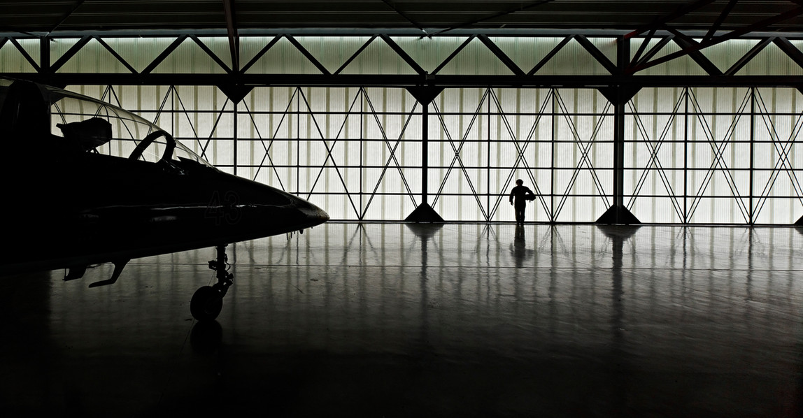 Aircraft Hangar and Museum
