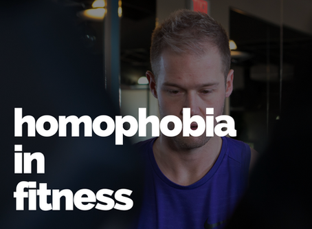 Homophobia in Fitness