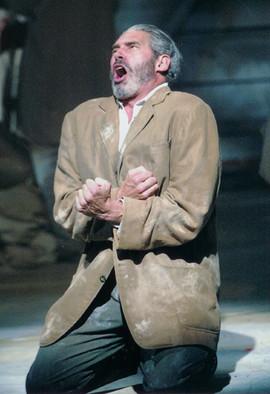 """Rodin sings """"A Trembling Man"""""""