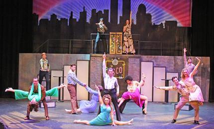 """Saturday Night Fever"" Opens at Circa '21"