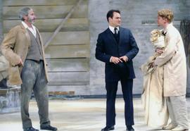 Rodin, Paul and Gerard in the Studio