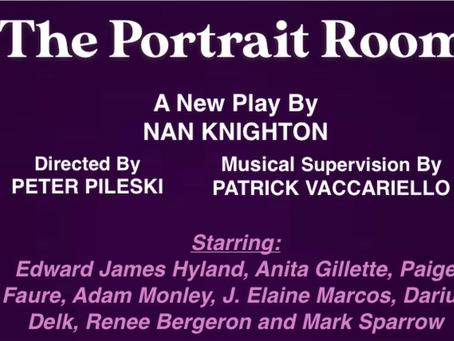 "Industry Reading of ""The Portrait Room"" by Nan Knighton"