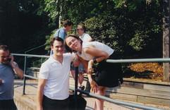 Matt and Jennifer