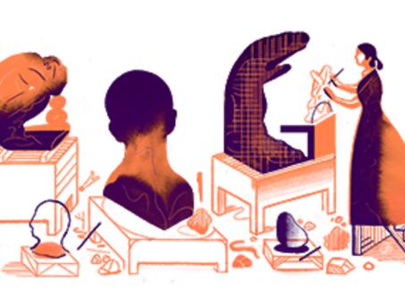 Google Celebrates Camille Claudel's Birthday