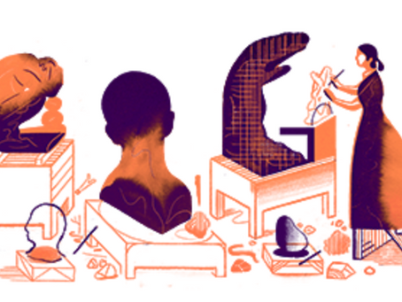 Google Celebrates Camille Claudel's Birthday