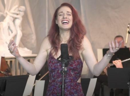 VIDEO: Teal Wicks Sings from Camille Claudel