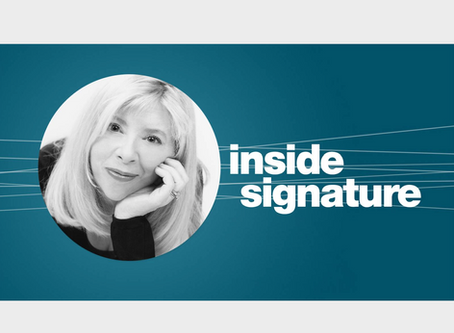 Inside Signature with Nan Knighton
