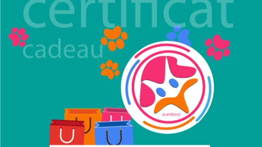 Certificat cadeau euxreka