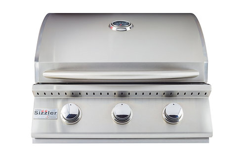 BUILT-IN SIZZLER 26