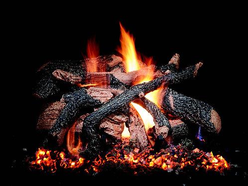 Texas Hickory Fire