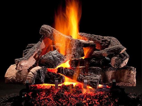 Rustic Timbers (Radiant Heat)