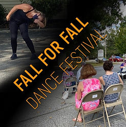 Decatur School Of Ballet Hosted Fall for Fall Dance Festival!