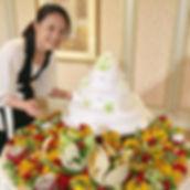 【Fruit Decoration 】_ロイヤルパークホテルのウェディングフェア
