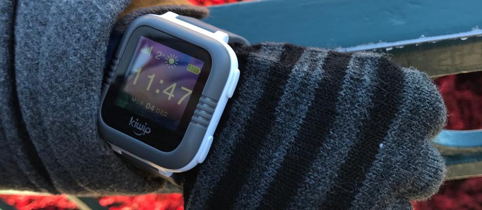 Le téléphone pour les 6-11 ans, c'est possible avec Kiwipwatch !