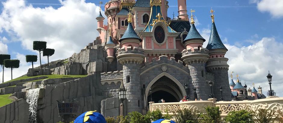 Organisation d'une journée à Disneyland Paris (avec des enfants en bas âge)