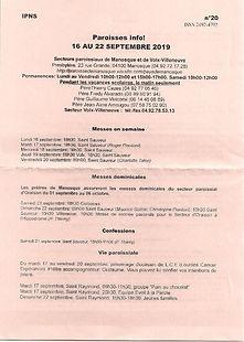 Paroisse_Info_n°19-20_du_1609_au_220911.