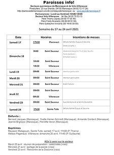 PAROISSE INFO du 17 au 24 avril  2021.jp