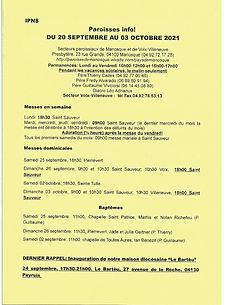 PAROISSE INFO du 20 septembre au 03 octobre 2021.jpg