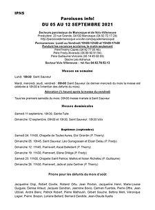 PAROISSE INFO du 5 au 12 septembre 2021.jpg