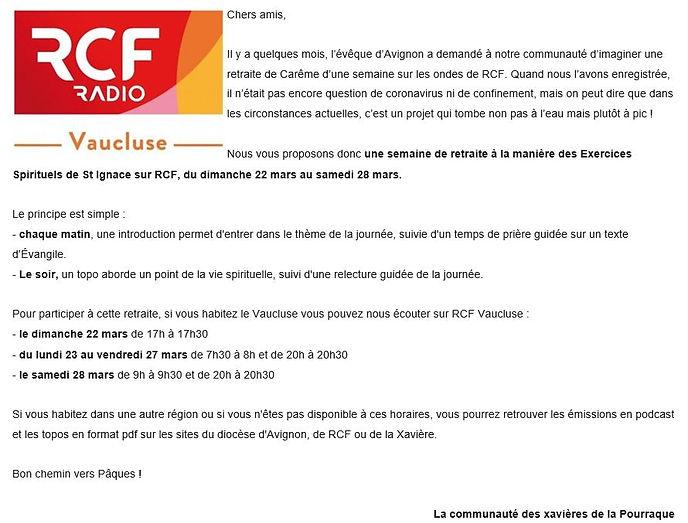 Flyer retraite xaviere RCF.JPG