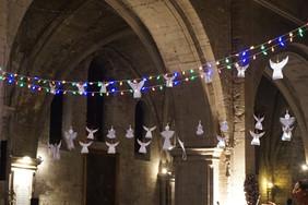 Decorations Messe de Noel 2020