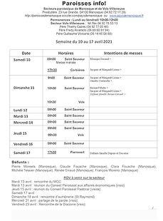 PAROISSE INFO du 10 au 17 avril  20211.j