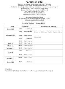 PAROISSE INFO du 9 au 16 janvier 2021.jp